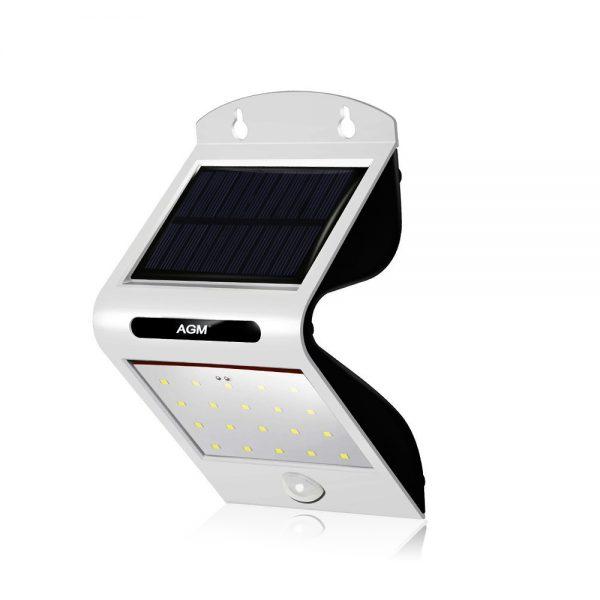 Solar Sensor Lamp