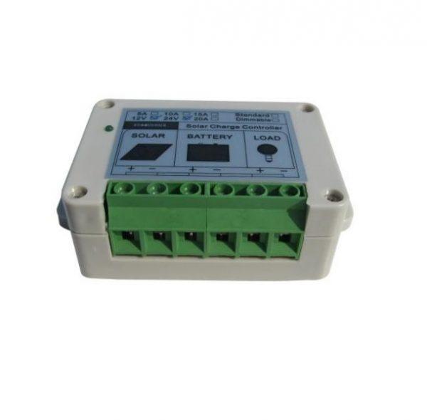 15A PWM Controller 12V/24V