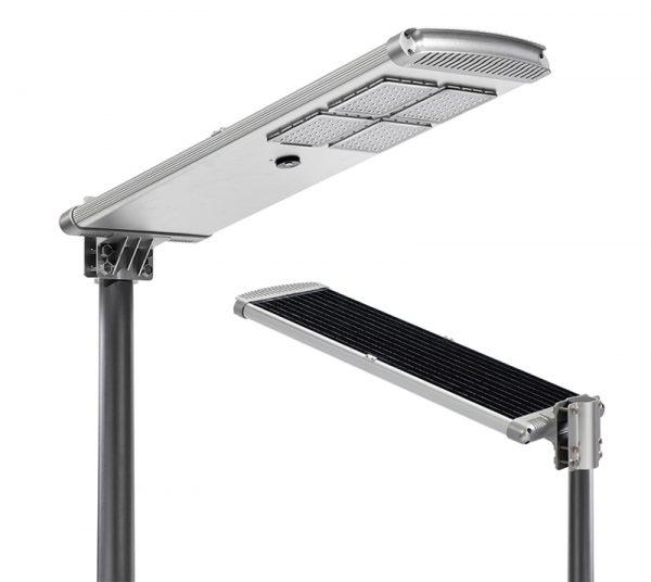 Solar Street LED w/WIFI Camera
