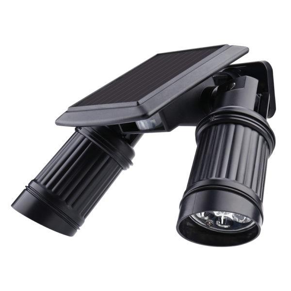 Solar Rotatable LED