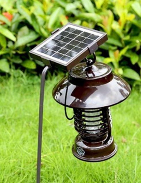 Solar Mosquito Lamp