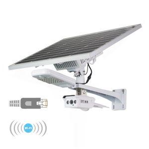 Solar Camera Street LED