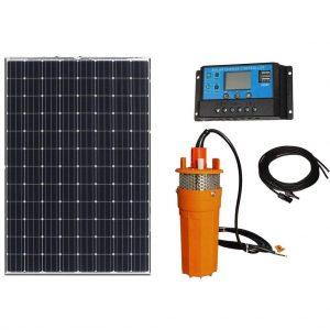 Complete Solar Water Pump 12V