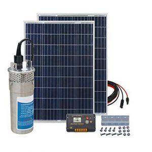 Complete Solar Water Pump 24V
