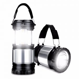 Solar Collapsible Lamp
